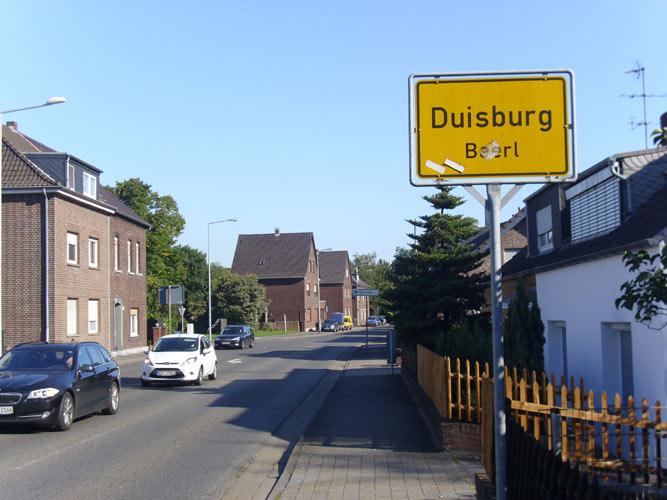 Zeche Rheinpreu En In Duisburg Und In Moers